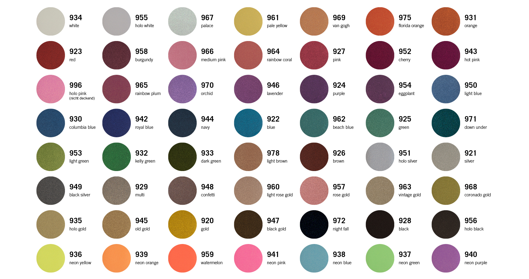 CAD-CUT_Farbauswahl-Color-selection_Stahls-Europe_Glitter_05-21